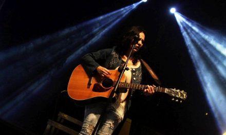La cantautora Susana Re cierra este viernes el primer ciclo 'Música en el Castillo'