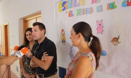 La Escuela de Verano de Cehegín llega a su fin con un balance positivo de asistencia y actividades realizadas