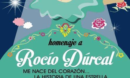 El concierto-homenaje a Rocío Dúrcal estará en Caravaca el 17 de septiembre