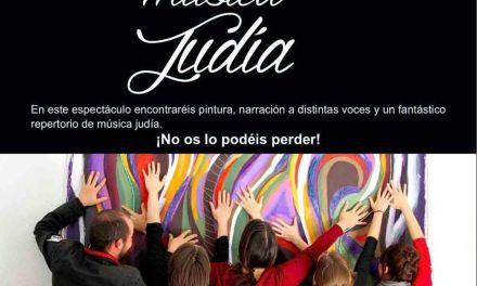 El Museo de 'La Soledad' de Caravaca acoge este viernes un concierto didáctico de música judía