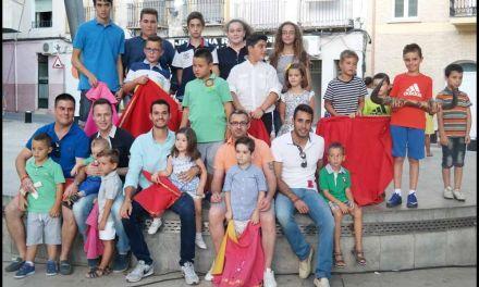 Toreo de salón en Calasparra con Antonio Puerta
