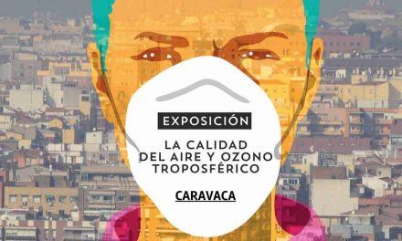 La campaña informativa sobre la calidad del aire y ozono troposférico visita Caravaca