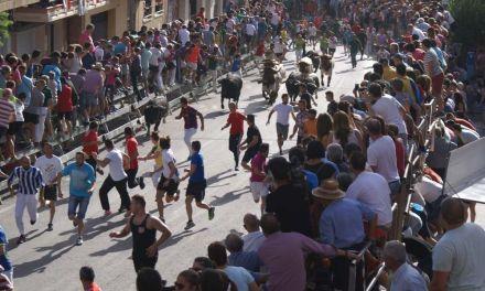 Un segundo encierro veloz el 4 de septiembre en Calasparra