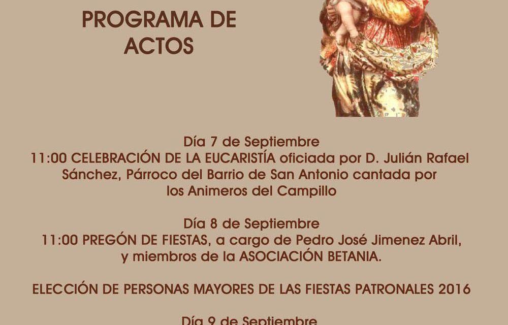 """El centro de día """"Virgen de las Maravillas"""" de Cehegín celebra las fiestas desde el encuentro entre la vulnerabilidad y la fortaleza humanas"""