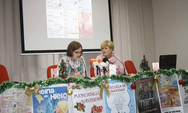 El Ayuntamiento de Cehegín presenta una programación de Navidad amplia, variada y para todos los públicos