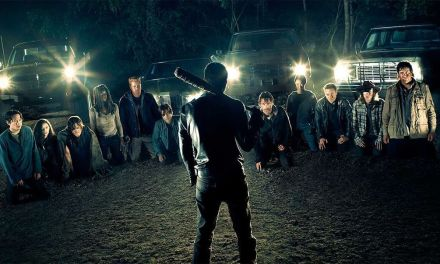 Golpe de efecto en The Walking Dead