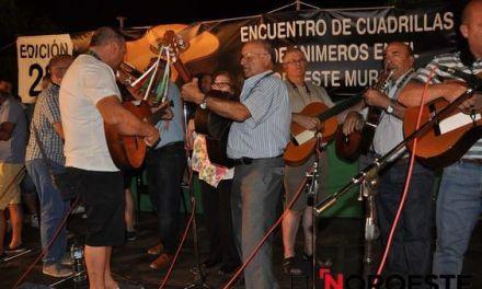 XXXVI Encuentro de Cuadrillas de Animeros del Noroeste Murciano