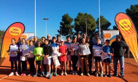 Concluye con éxito la IV edición del Torneo de Tenis Postres Reina