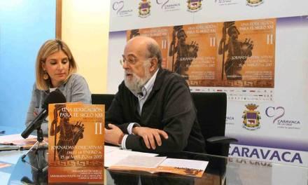 Caravaca acoge dos charlas y una proyección dentro de las jornadas 'Una educación para el siglo XXI'