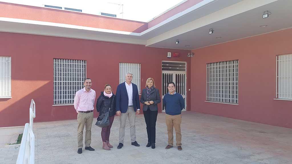 Familia incrementa un 7,2 por ciento la dotación a la Mancomunidad de Servicios Sociales del Río Mula