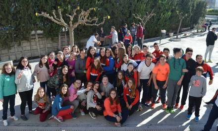 La Cooperativa de Enseñanza Nuestra Señora de las Maravillas de Cehegín celebró el Día del Maestro