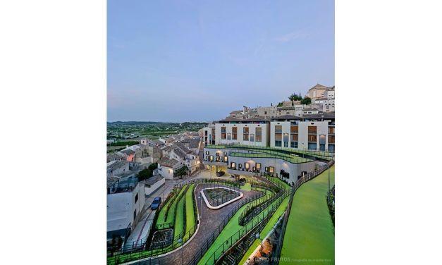 Arquitectura de calado internacional en el Noroeste de Murcia