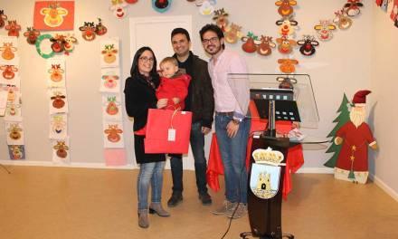 Entregados en Bullas los premios del concurso navideño de dibujo y postales