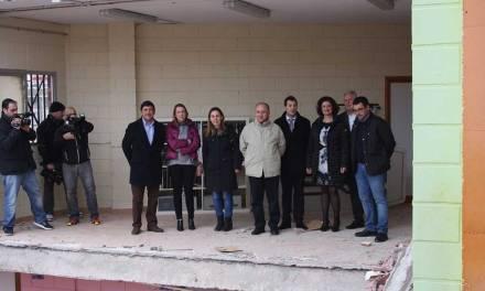 El Alcalde de Cehegín y la Consejera de Presidencia se reúnen para analizar las consecuencias del pasado temporal en Cehegín