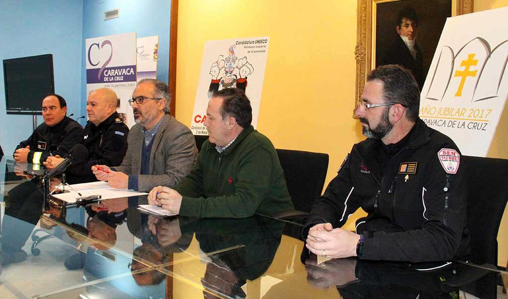 Diez máquinas quitanieves depositaron cerca de 110 toneladas de sal y 120.000 litros de salmuera en el municipio de Caravaca