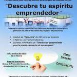 """La Concejalía de Desarrollo Local de Cehegín organiza el curso, """"Descubre tu espíritu emprendedor"""", destinado a jóvenes de Garantía Juvenil"""