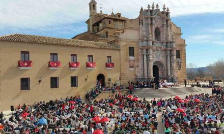 3.600 alumnos celebran en Caravaca de la Cruz el IX encuentro regional de religión católica