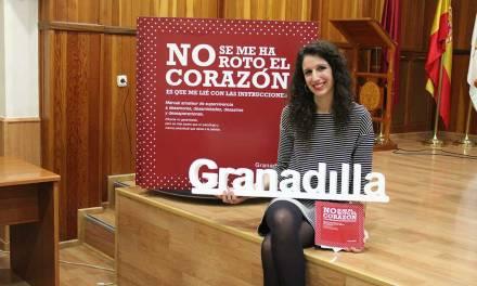 """Presentado en Moratalla """"No se me ha roto el corazón, es que me lié con las instrucciones"""" de Granadilla"""
