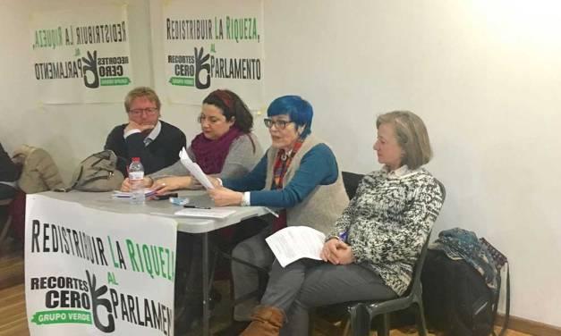 Por un Gobierno de Progreso en la Región de Murcia, por un acuerdo de PSOE, Podemos y Ciudadanos
