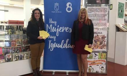 La Comunidad edita una colección de escritoras de la Región de Murcia con motivo del Día Internacional de la Mujer