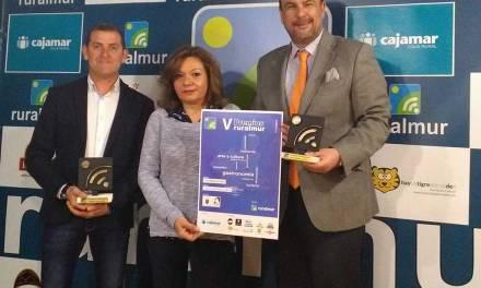 La Cofradía de la Vera Cruz, restaurante el Borrego y Bodegas Carrascalejo, premiados por Ruralmur