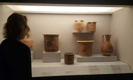 El MAM inaugura una nueva sala dedicada a la 'Arqueología de la muerte' con motivo de su décimo aniversario