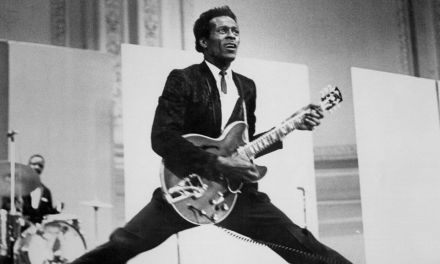 Adiós a Chuck Berry