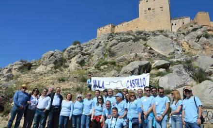 """""""Si algo podía unir a todos los muleños era luchar por nuestro Castillo, pues es el emblema de Mula"""""""