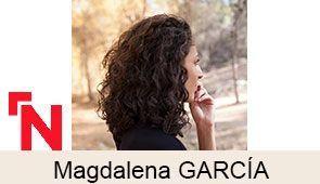 Colaboradora Magdalena García