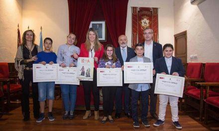"""Laura Rodríguez gana el primer premio del concurso de dibujo """"Mula y su Castillo"""""""