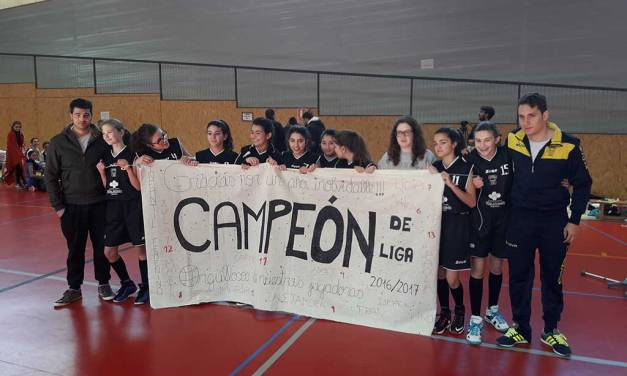 ¡Campeonas! El Infantil Femenino del Basket Calasparra, primeras en su fase de la Liga Regional