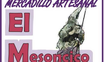 Llega el Mercadillo Artesanal 'El Mesoncico' con una nueva edición dedicada a la Semana Santa