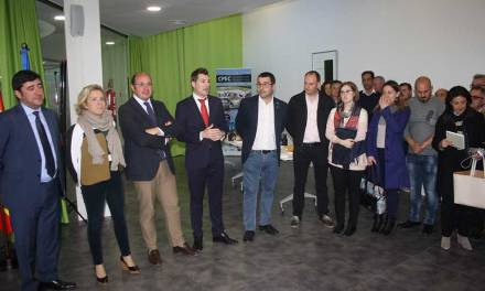 El Alcalde de Cehegín aborda en la visita del Presidente de la Región diversos temas de interés para el municipio