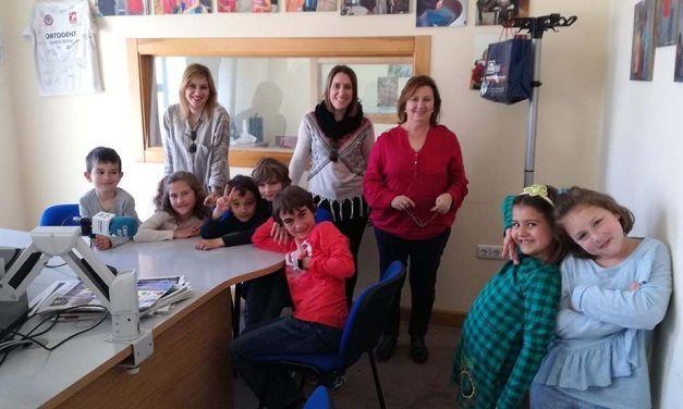 Un Taller de Radio en Caravaca donde los niños son los protagonistas