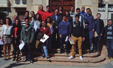 Clausura en Mula del Programa Mixto de Empleo y Formación 'Barrios Medievales'