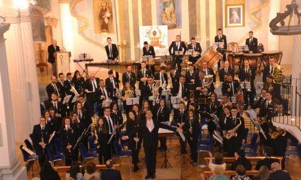 Tradicional concierto de Semana Santa de la Sociedad Musical de Cehegín