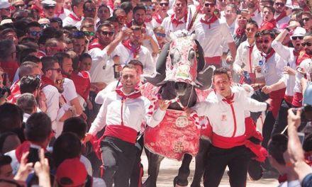 Sensación de volar y emoción al ganar: Artesano batió el récord de la carrera de los Caballos del Vino