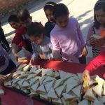 El CEIP San Francisco celebra el día del desayuno saludable