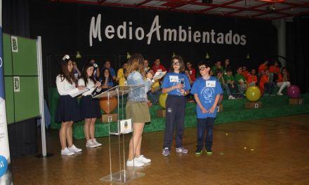"""El """"Ciudad de Begastri"""" gana el concurso 'Medioambientados' en el que han participado los colegios de Cehegín"""