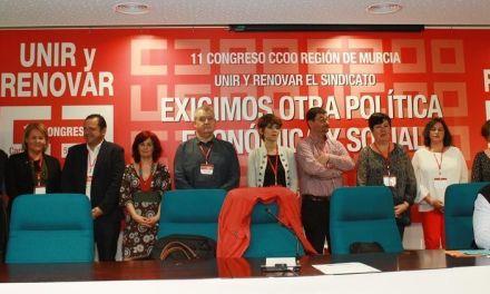 Santiago Navarro Meseguer, Secretario General de CCOO RM