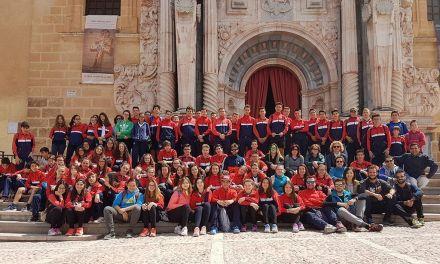 La Cooperativa de Enseñanza de Cehegín peregrina a Caravaca