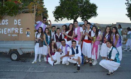 Albudeite conmemora la festividad de San Isidro Labrador