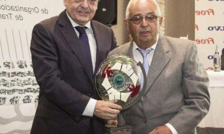 La empresa muleña 'Transportes Miguel Páez e Hijos', premiada en la XV edición de los Premios Froet