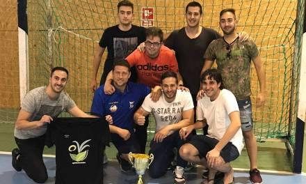 'Agrícola 3 Caños' ganan la Liga de Fútbol Sala de Bullas
