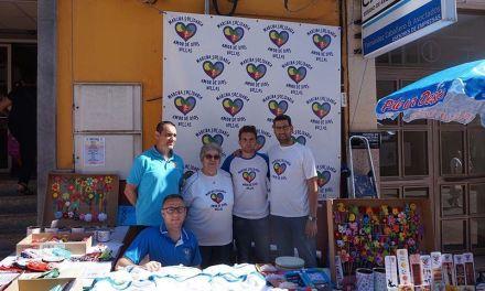 La Marcha Solidaria Amor de Dios se celebra el sábado 3 de junio
