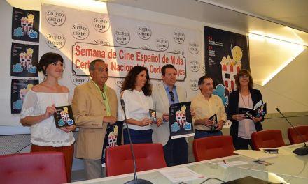 La Semana de Cine de Mula rinde homenaje al actor Simón Andreu