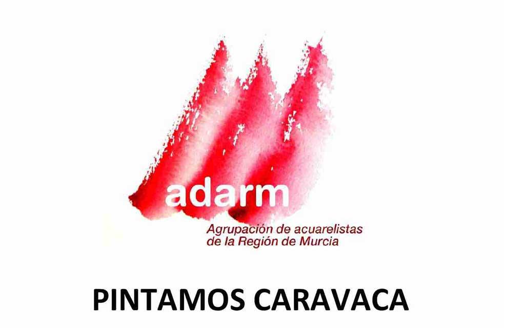 La Agrupación de Acuarelistas de la Región de Murcia celebra este domingo la jornada 'Pintamos Caravaca'