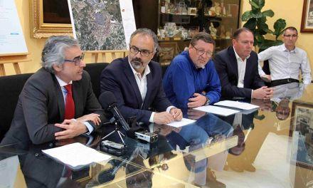 Una inversión de más de 600.000 euros permite ampliar la red de gas natural en Caravaca