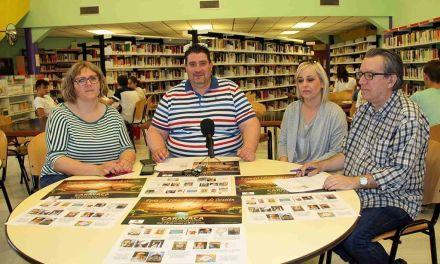 Una decena de actividades acompañan a la Feria del Libro de Caravaca de la Cruz