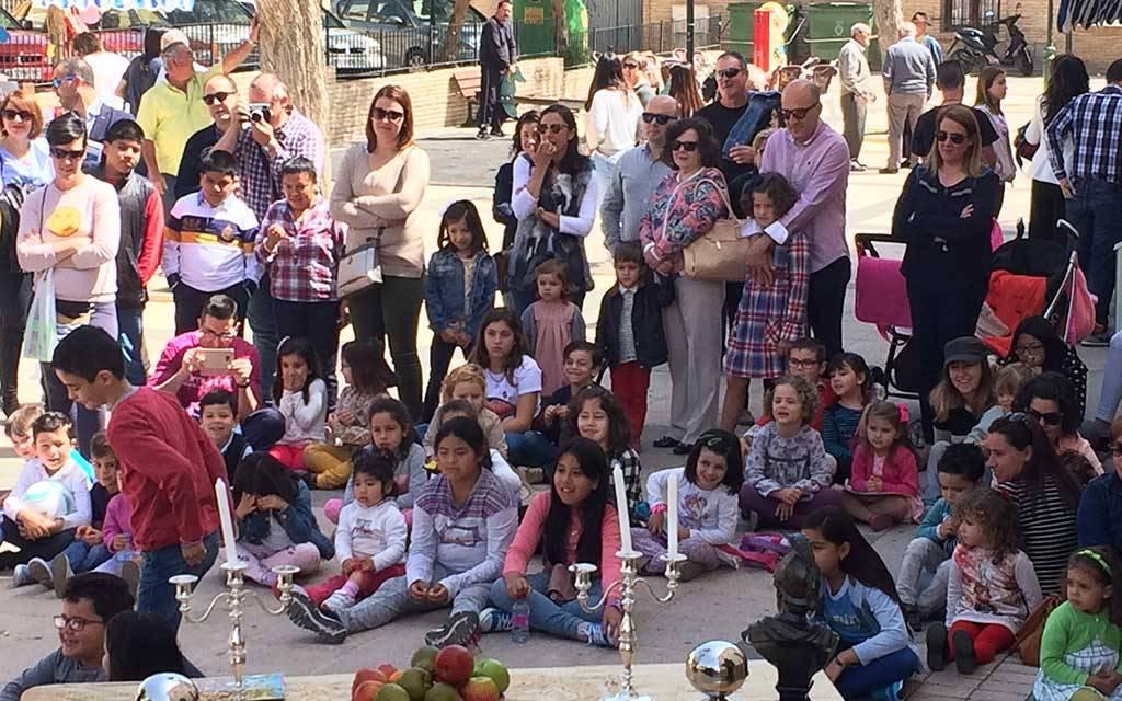 Mula conmemora la festividad del Día del Libro con una muestra, talleres y un cuenta cuentos infantil